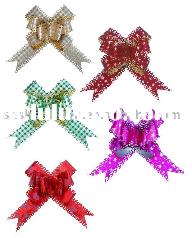 butterfly ribbon/butterfly bow/gifts bow