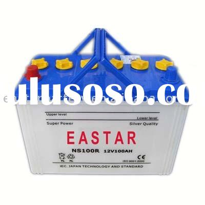 car battery, whole series,auto batteyr, truck battery