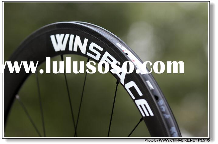 carbon bicycle wheel set