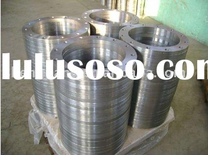 carbon steel A105 slip-on welding flanges