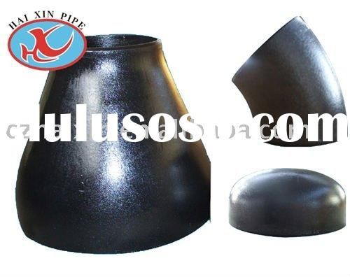 carbon steel pipe fitting, butt welding fittings, fittings