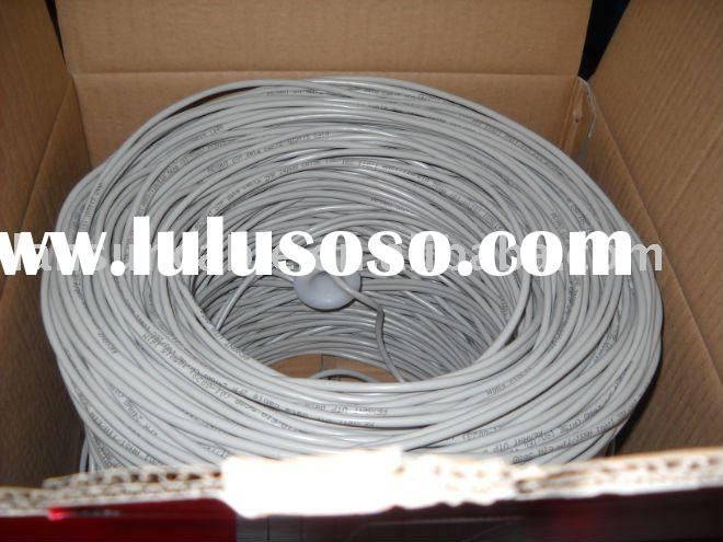 cat7 lan cable SSTP 4P 23AWG bare copper past fluke test