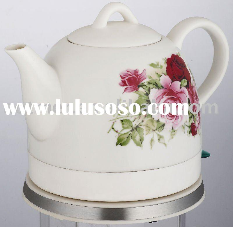 ceramic electric kettle