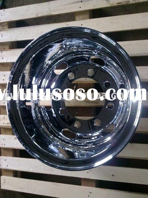 chrome steel wheel rims