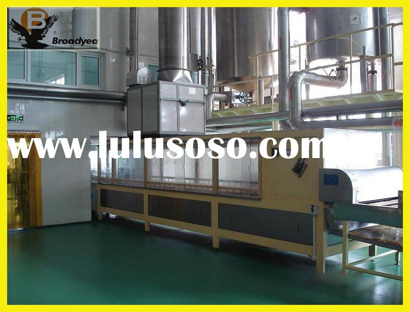 cooling machine for instant noodle production line /quick noodle processing plant/food machine