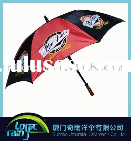 customized printed golf umbrella