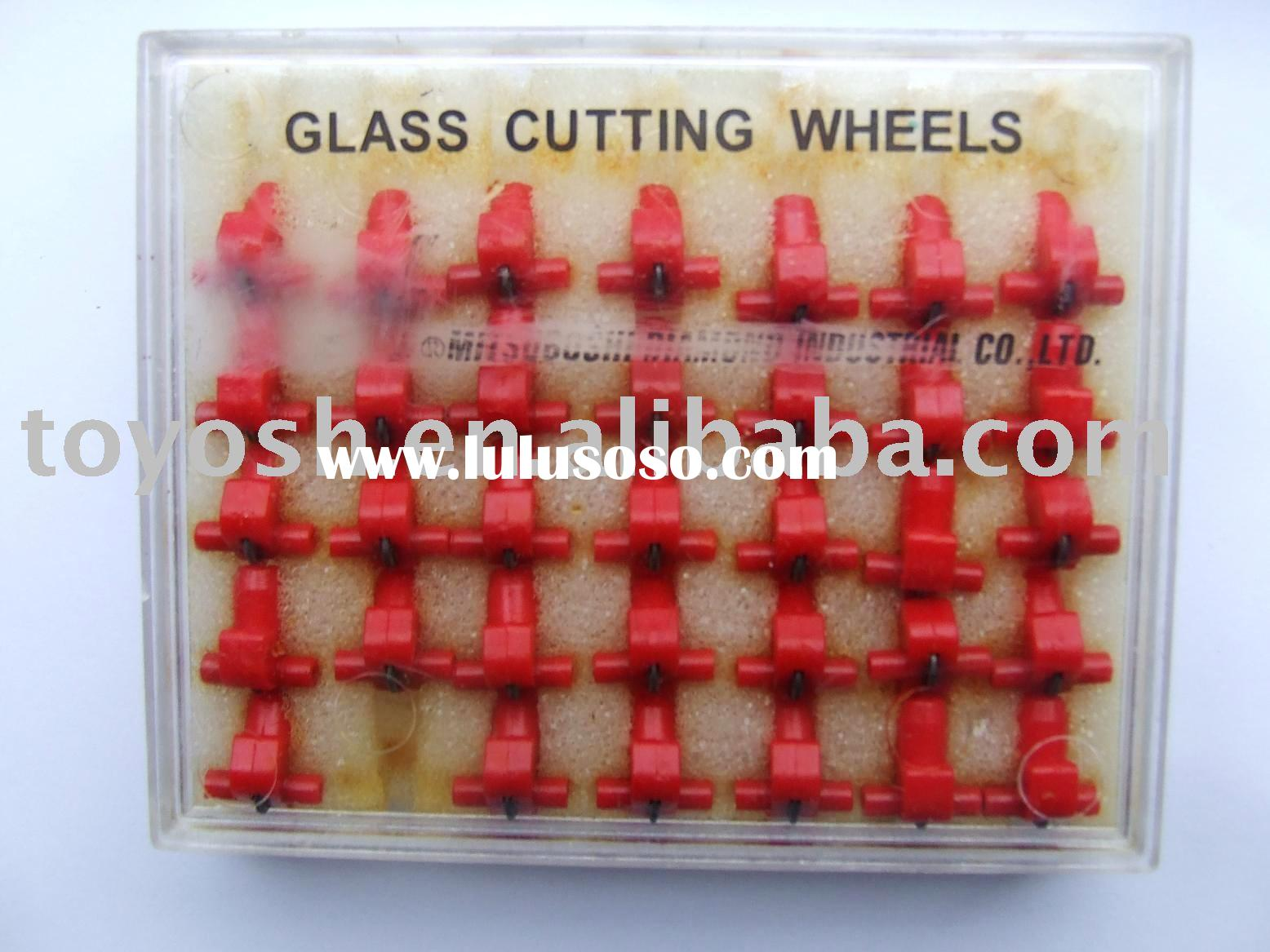 cutting wheel for glass cutting table