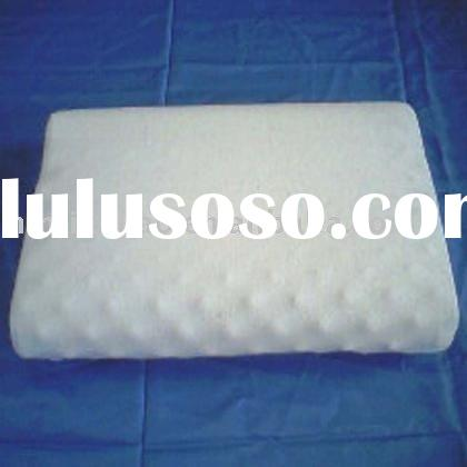 egg crate memory foam pillow