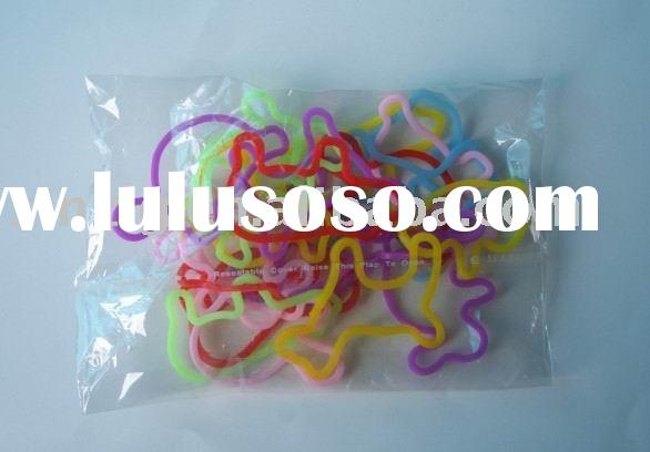 elastic rubber band/shape silicone band