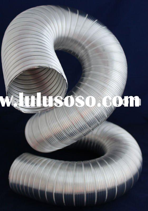 pipe hook up This guide will teach you how to hook up a dryer vent properly whether you are   connect the rigid duct pipe to the elbow and secure the seam with foil tape.