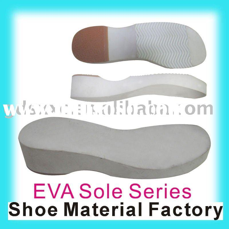 eva thick sole for shoes making outsoles
