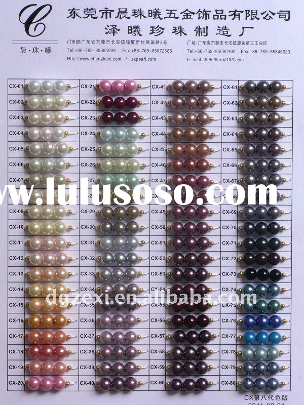 factory supply glass beads for jewelry, gift and craft making