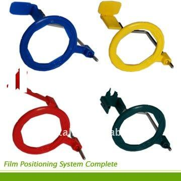 film positioning system complete dental x ray