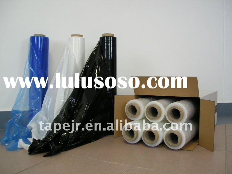 film stretch for pallets clear plastic cover cling wrap for pallet