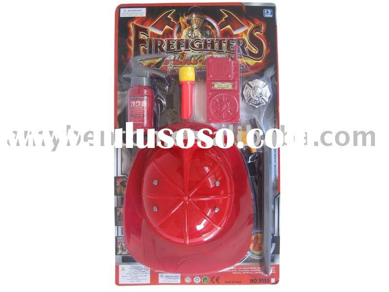 fire control set toys,fire fighting toys,plastic tool set toys