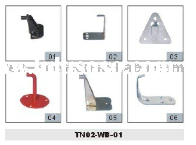 fire extinguisher parts- wall bracket