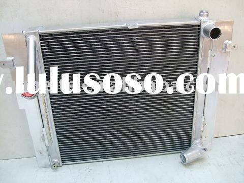 for Mazda RX7 FC S5 13B TURBO MT 89 1990 1991,aluminum RACING radiator auto parts