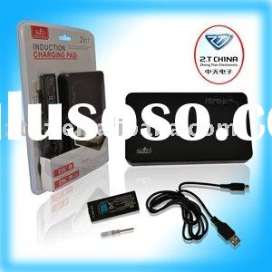for NdsiXL 2in1 Induction Charging charger Pad battery pack in black corlor model number is PG-DIL00