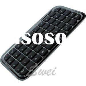 for iPAD iPhone 4G PS3 PC mini bluetooth keyboard