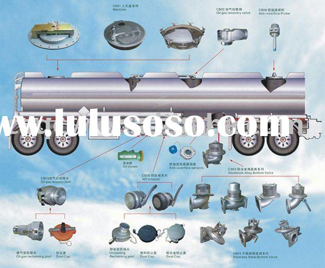 fuel tanker truck accessories