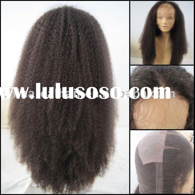full lace wig indian remy baby hair