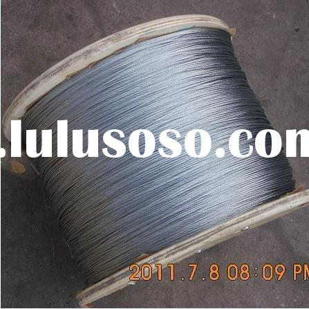 galvanized steel cable for Gripple Hanger System