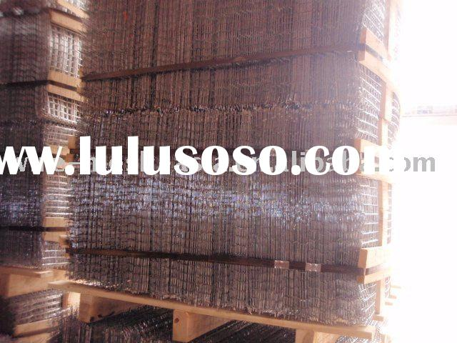 galvanized welded wire fence panels (Factory)