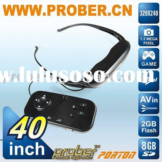 game controller/computer games/3d glasses/virtual reality/hot video/video googles/video glasses/3d h