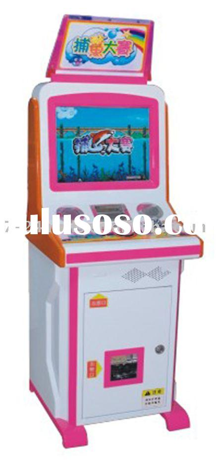 game machine----Fishing match 1/coin operated game machine/vending machine