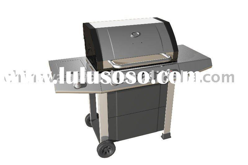 gas barbecue/BBQ/grill