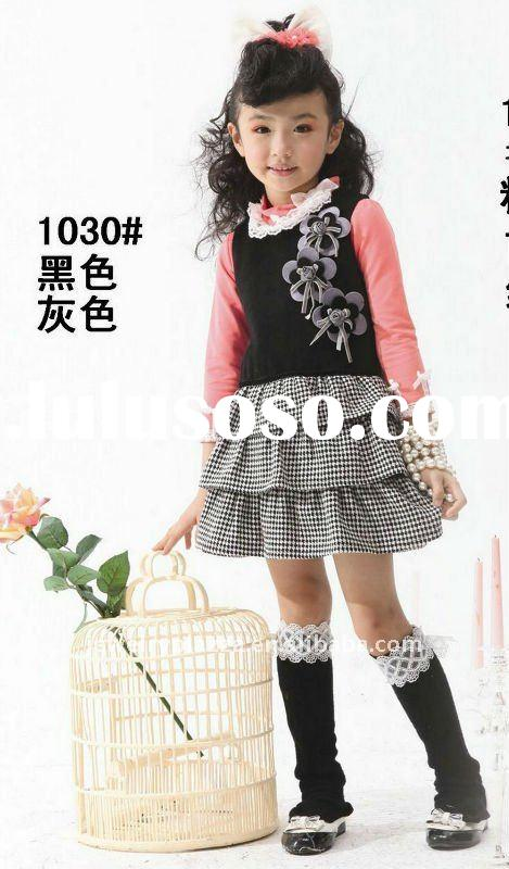 Design Clothes For Girls girls dress kids clothes