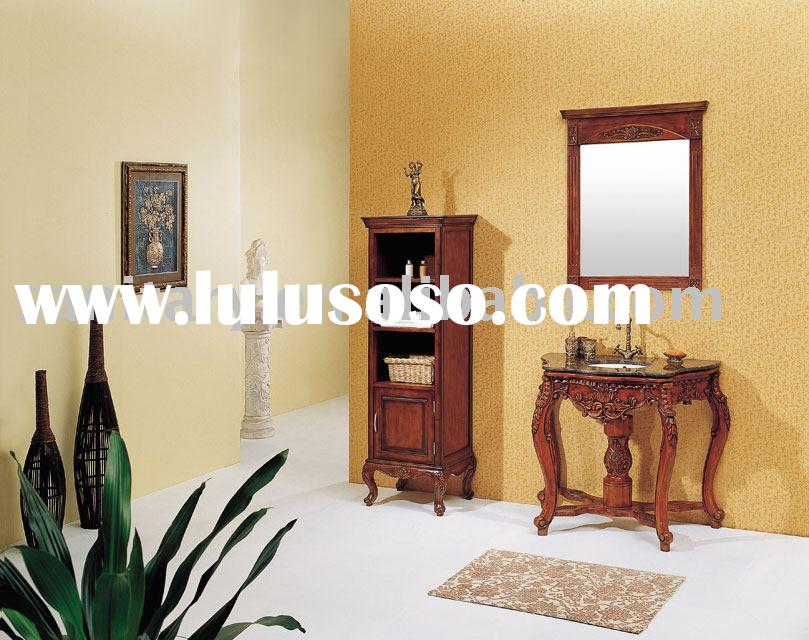 granite cabinet,wash basin cabinet,bathroom vanity,solid wood furniture,bathroom console,wooden bath