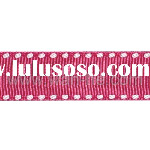 grosgrain ribbon,ribbon,stripe grosgrain ribbon