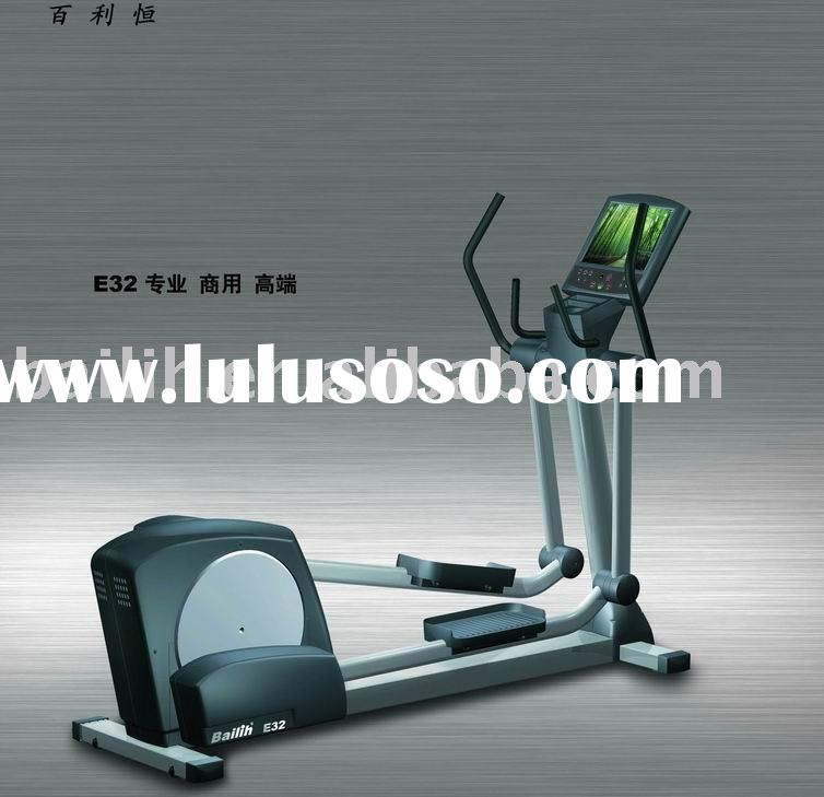 gym equipment/fitness/commercial sports equipment-commercial elliptical machine E32