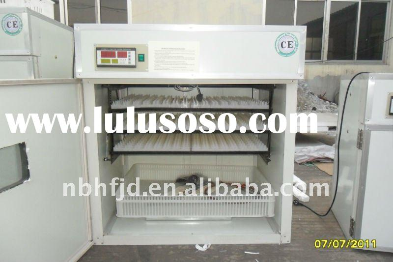 hatchery equipment/incubators for poultry/incubator egg/automatic egg incubator/baby chicks 528 eggs
