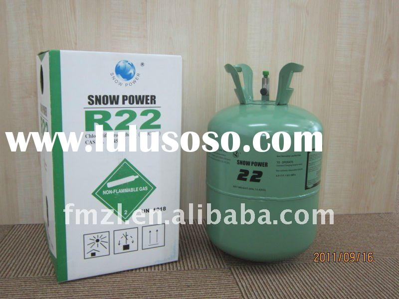 high purity gas 30lbs Refrigerant gas R22