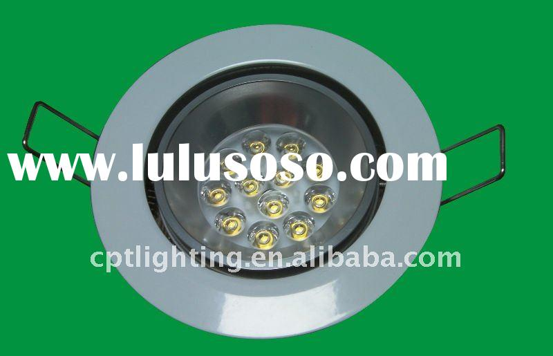 high quality 14W 1300lm dimmable led downlight with CE,RoHS, SAA