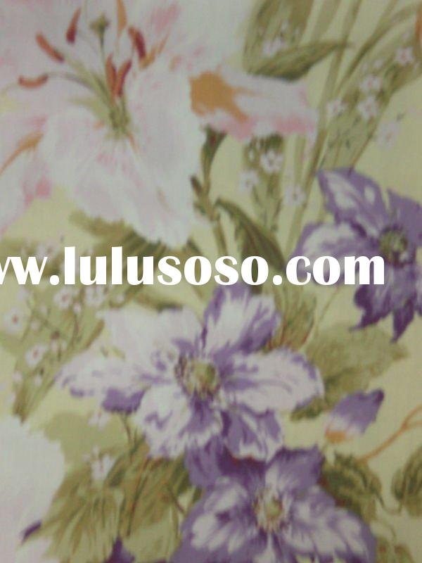 home textile 100% Polyester fabrics