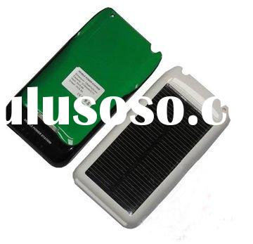 hot back-up battery charger and solar battery for iPhone 3g,for iphone 3g solar battery charger