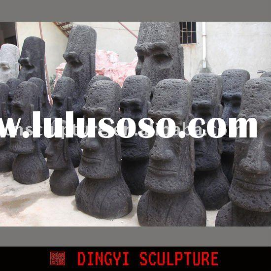 imitation antique sculpture,Statues of Easter Island