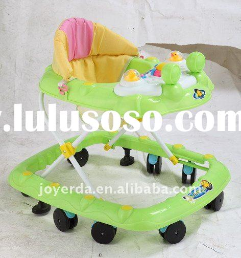 kids stroller activity baby walker toys with musical board