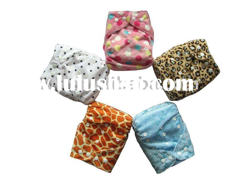 kinds lovely pattern baby cloth diaper-diaper factory