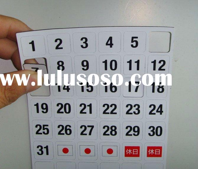 Magnetic Numbers Magnetic Numbers Manufacturers In