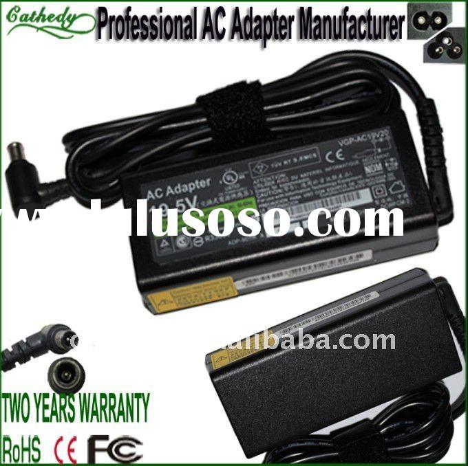 laptop ac adapter for sony 76W,19.5V 3.95A,brand new,grade a quality