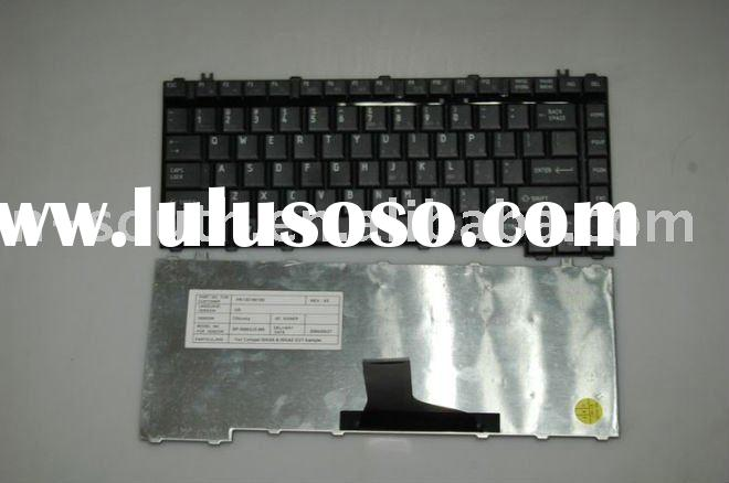 laptop keyboard, computer keyboard for TOSHIBA A200 M300 L300 M200 L302 L400 Series layout