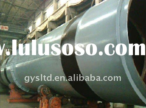 large capacity Rotary dryer for lignite dry for sale