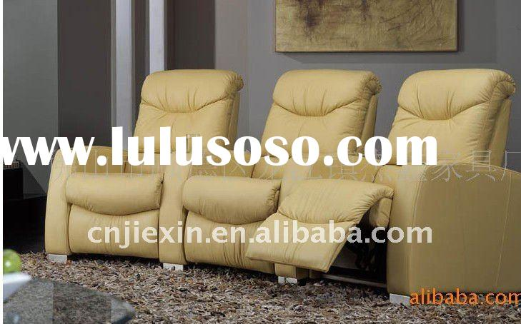 lazy boy leather recliner sofa,home theater furniture