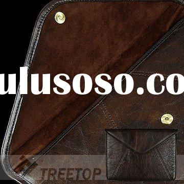 leather cover for Macbook Air/Pro,leather cover for apple macbook, leather bag,skin cover for macboo