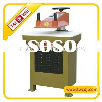 leather/ plastic bag making/ cutting/cutter machine