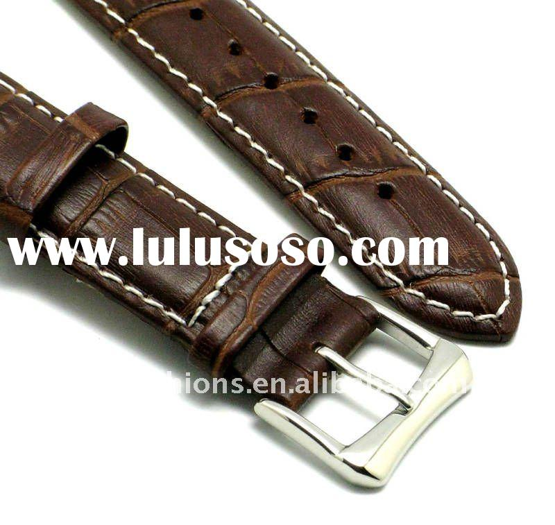 leather watch strap,watchband KZ-W008